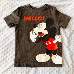 Disney Mickey Mouse Collectible T-Shirt Old Navy